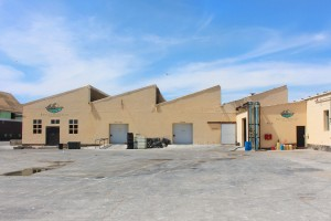 Royale Namibian Seafood Company - Oysters - Factory Exterior - FOTO1c